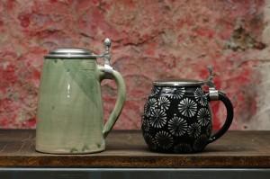 Keramik ido Stadt 3 - Kopie
